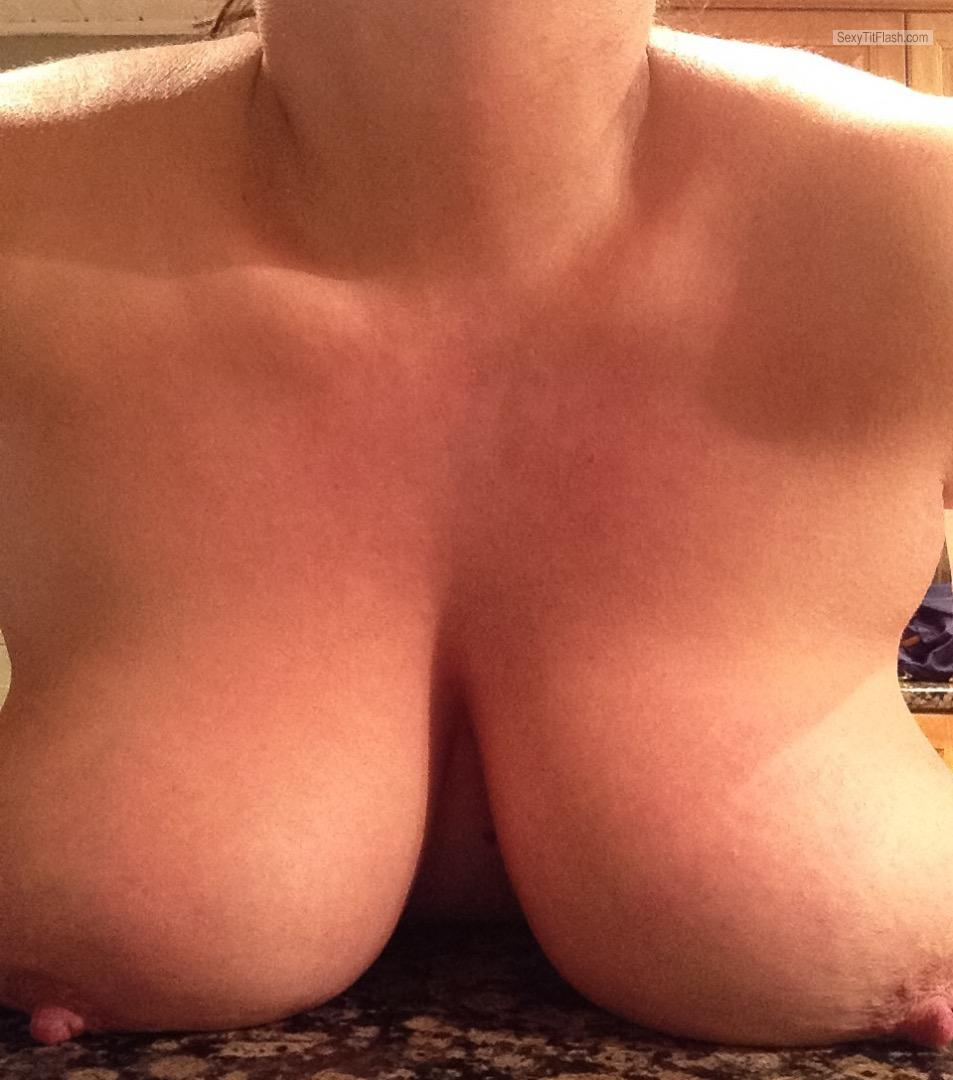 Tit Flash: My Big Tits (Selfie) - Ratir from United Kingdom